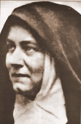 edith stein derniere photo